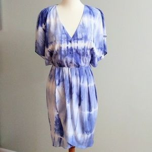 Alice and Olivia tie dye dress